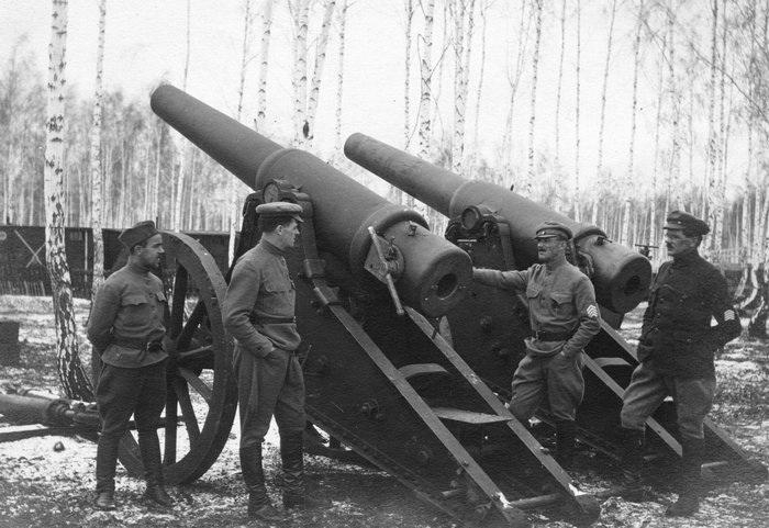 Под Москвой, в октябре 1941 года