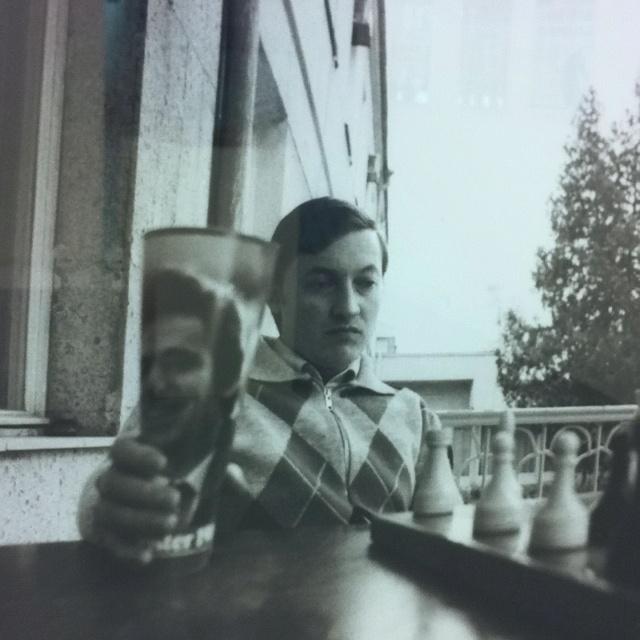 Карпов и Каспаров