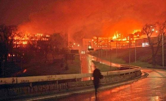 23 марта 1999 года, без согласования с ООН, военный блок НАТО начал войну против Югославии