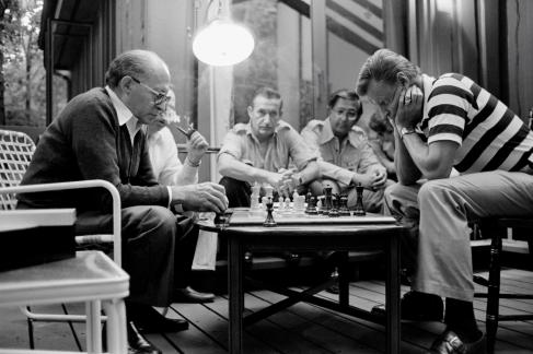 Begin vs. Brzezinski