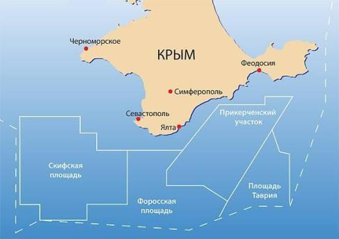 Облом соглашения о разделе продукции (СРП) на Скифском (глубоководный шельф Черного моря)