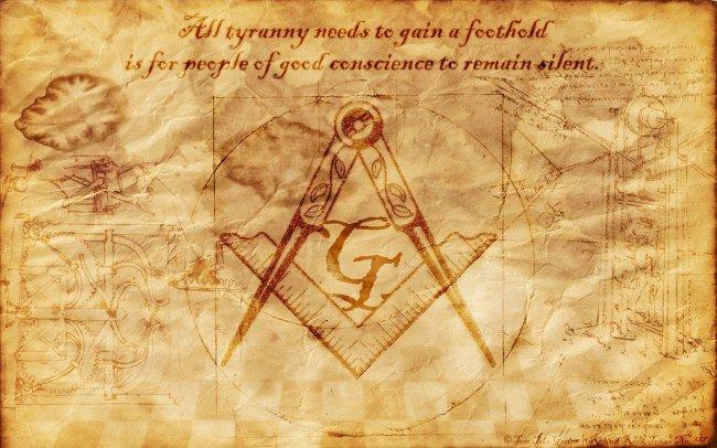 Любое масонство является в основе своей политическим....