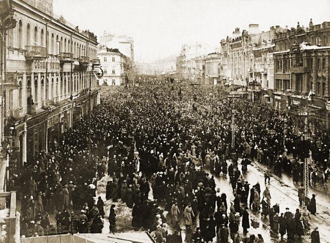 Киевские перевороты....