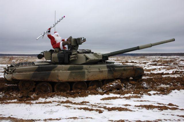 танк-дед-мороз-песочница-323267