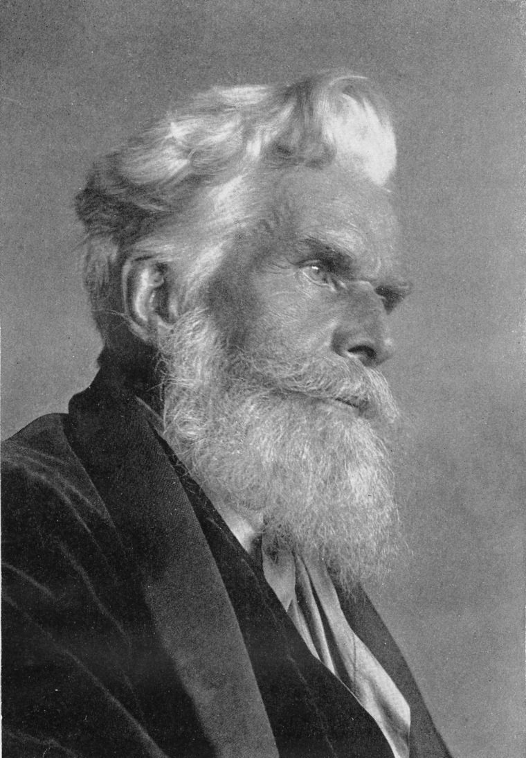 Scientific Identity, Portrait of Havelock Ellis, Original photograph 1923