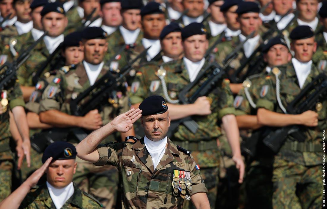 Неудобно получилось: очередная французская победа над терроризмом превратилась в зраду