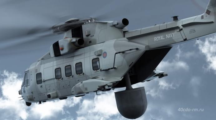 Вертолет «Мерлин» / Merlin HC3