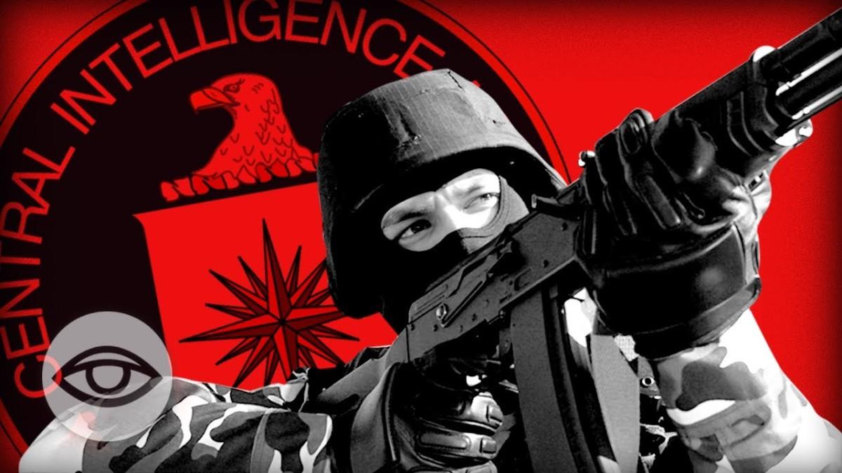 Секретные армии НАТО и терроризм в Западной Европе  (Часть 1)