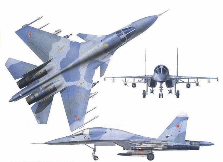 Su-34(Y1)