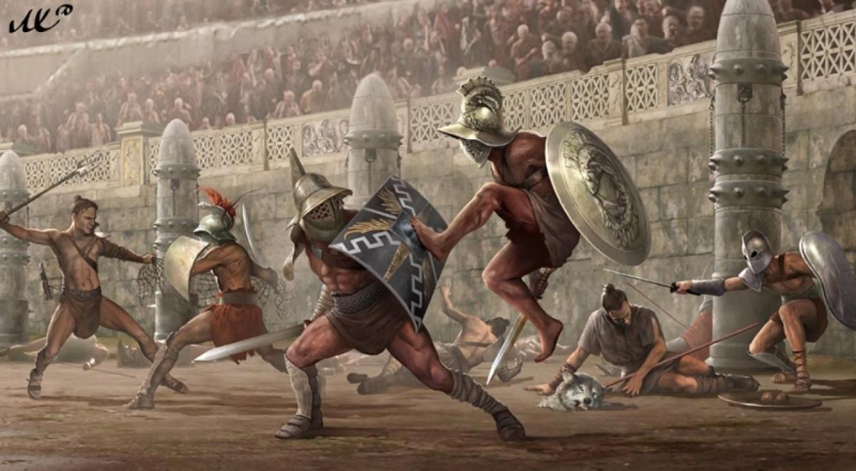 Кто стоял за восстанием Спартака? (ДРЕВНИЙ РИМ ГЛАЗАМИ XXI ВЕКА ) Часть II