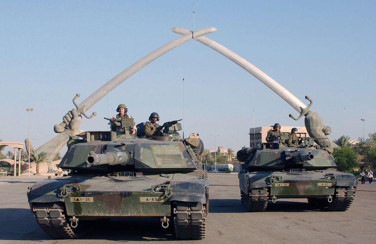 Как был захвачен Ирак