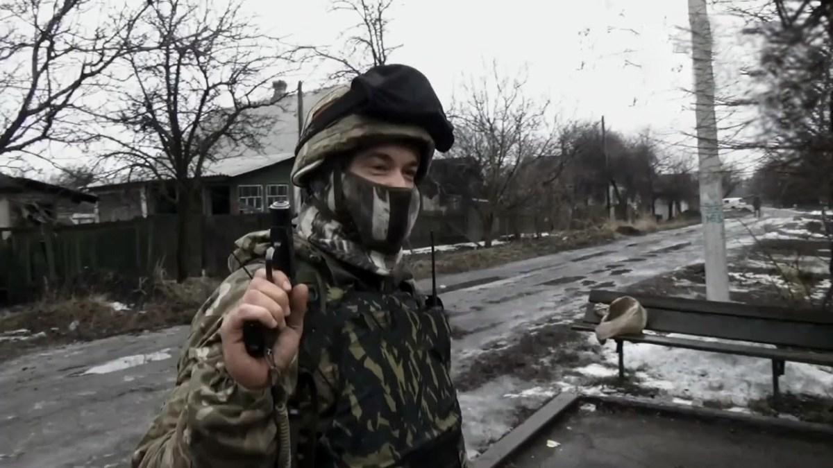 Видео, полученное службой контрразведки СМЕРШ ОСпН ТРОЯ