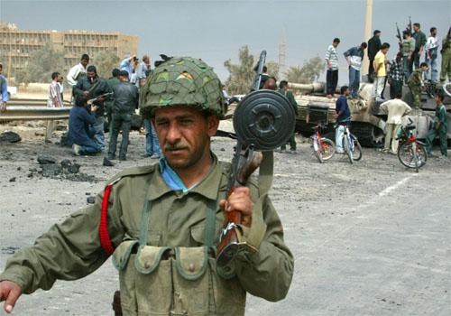 IRAQ-US-WAR