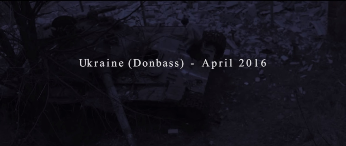 Ukraine War • April 2016