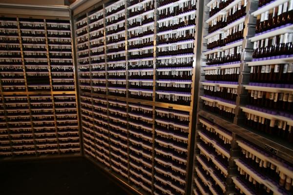 Хранилища deCODE содержат образцы генов сотен тысяч исландцев. Фото: deCODE